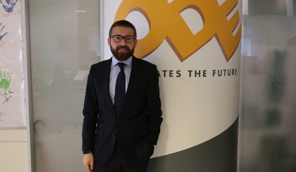 ODE Yalıtım Uluslararası İş Geliştirme Yöneticisi_Ozan Turan110219