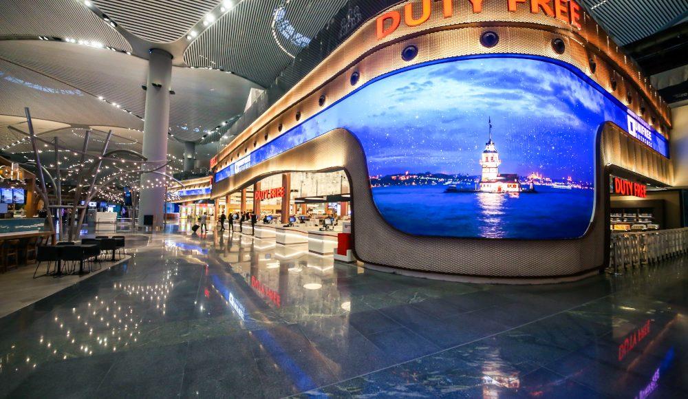 istanbul havalimanı iga grand airport thy3110319