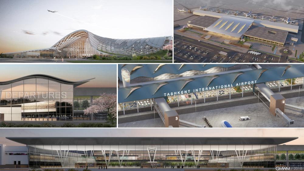 gmw mimarlık ali özveren taşkent havalimanı110419