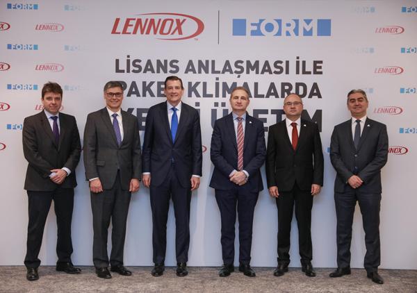 lennox form şirketler grubu tunç korun150419