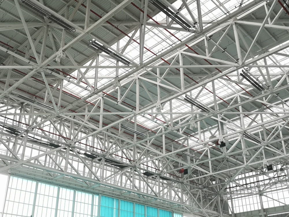 ukurova ısı istanbul havalimanı hangar240319
