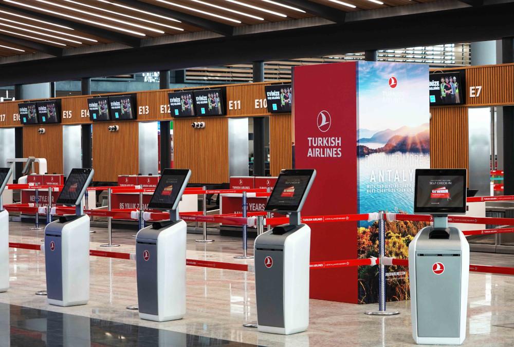 Turkish Airlines thy kontur istanbul havalimanı12120319