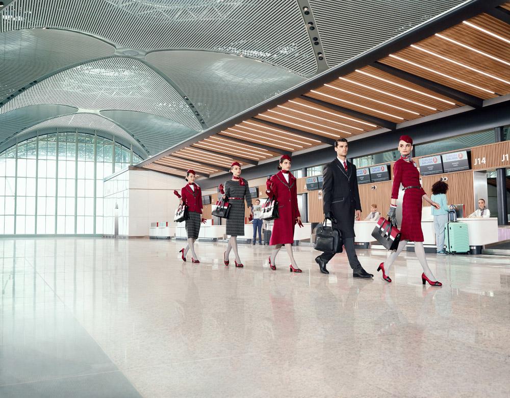 Turkish Airlines thy türk hava yolları bilal ekşi istanbul havalimanı120319 5