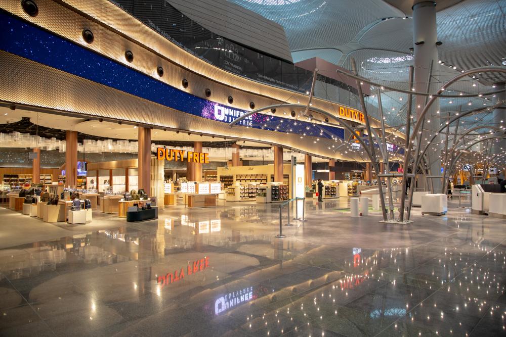 istanbul havalimanı iga duty free110319