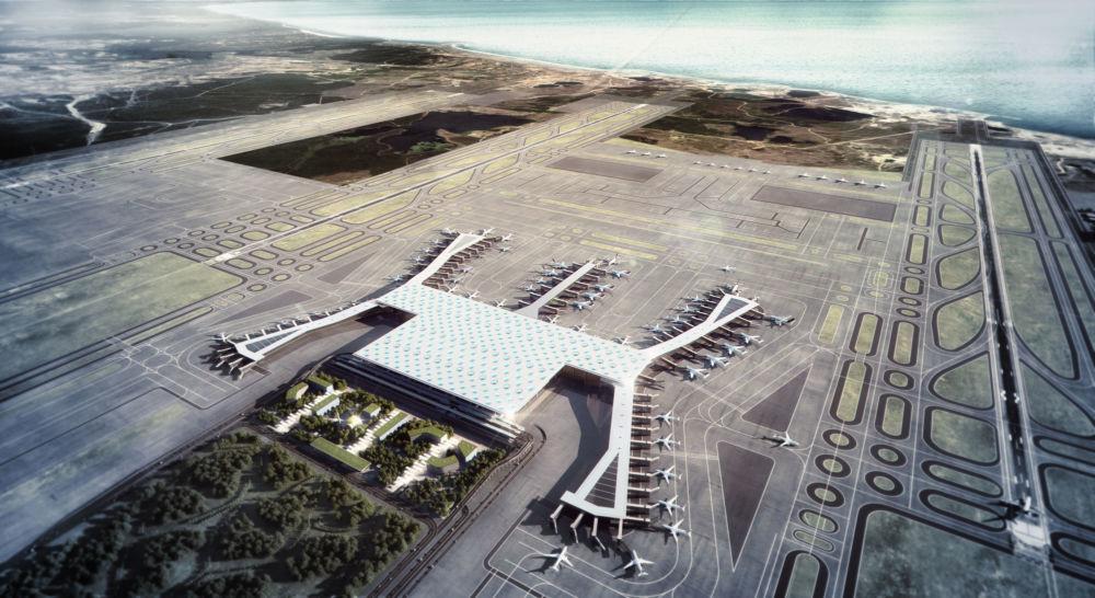 istanbul havalimanı schüco alman200319