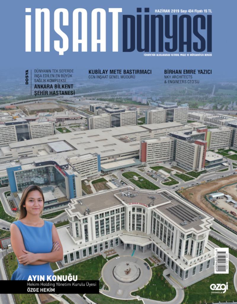 Haziran 2019 kapağı