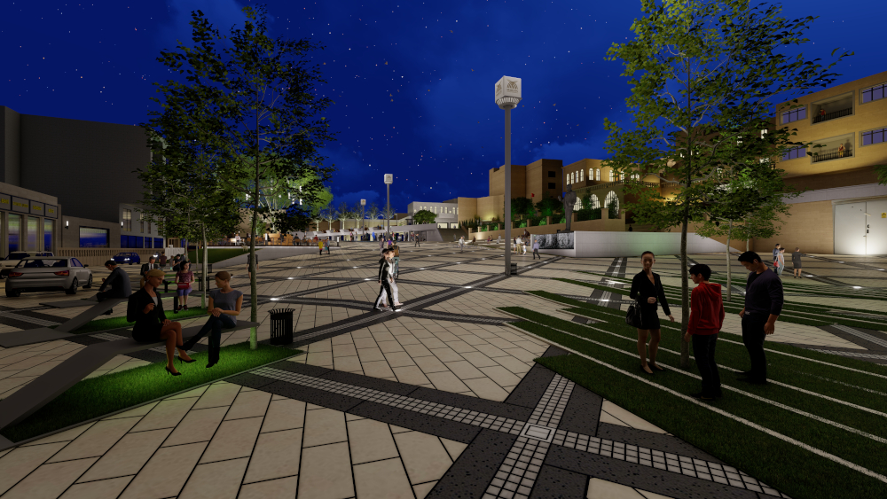 Mardin Cumhuriyet Meydanı 4m salalı mimarlık mardin170719
