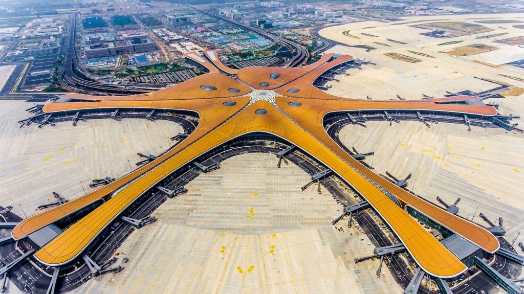 Beijing Daxing pekin havalimanı151219