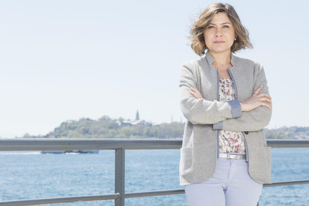 Galataport İstanbul Liman İşletme Genel Müdür Yardımcısı Figen Ayan