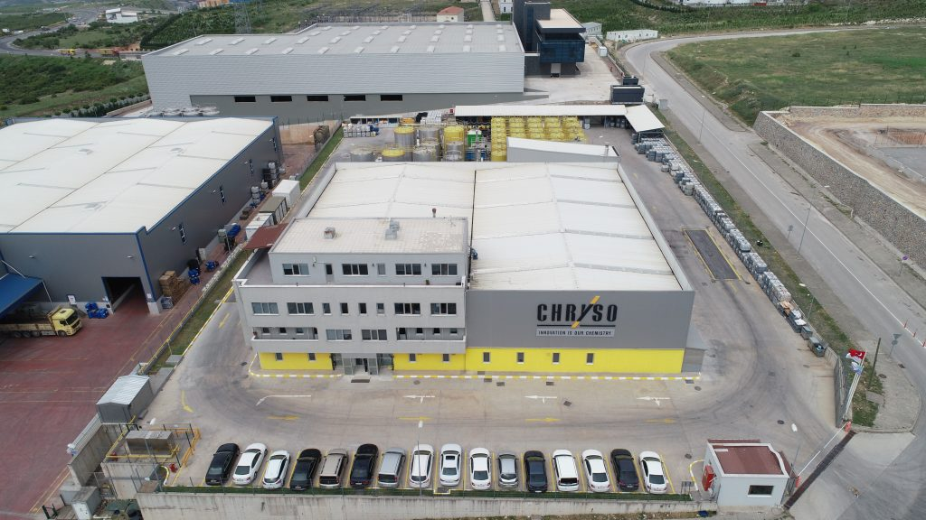 Chryso Dilovası Fabrika
