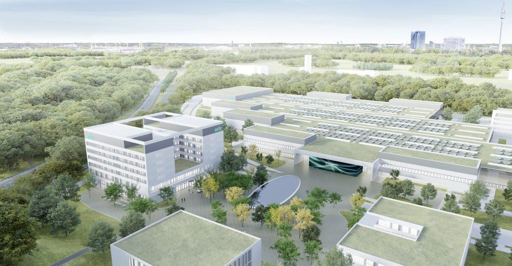 Wilo Dortmund Fabrika 2