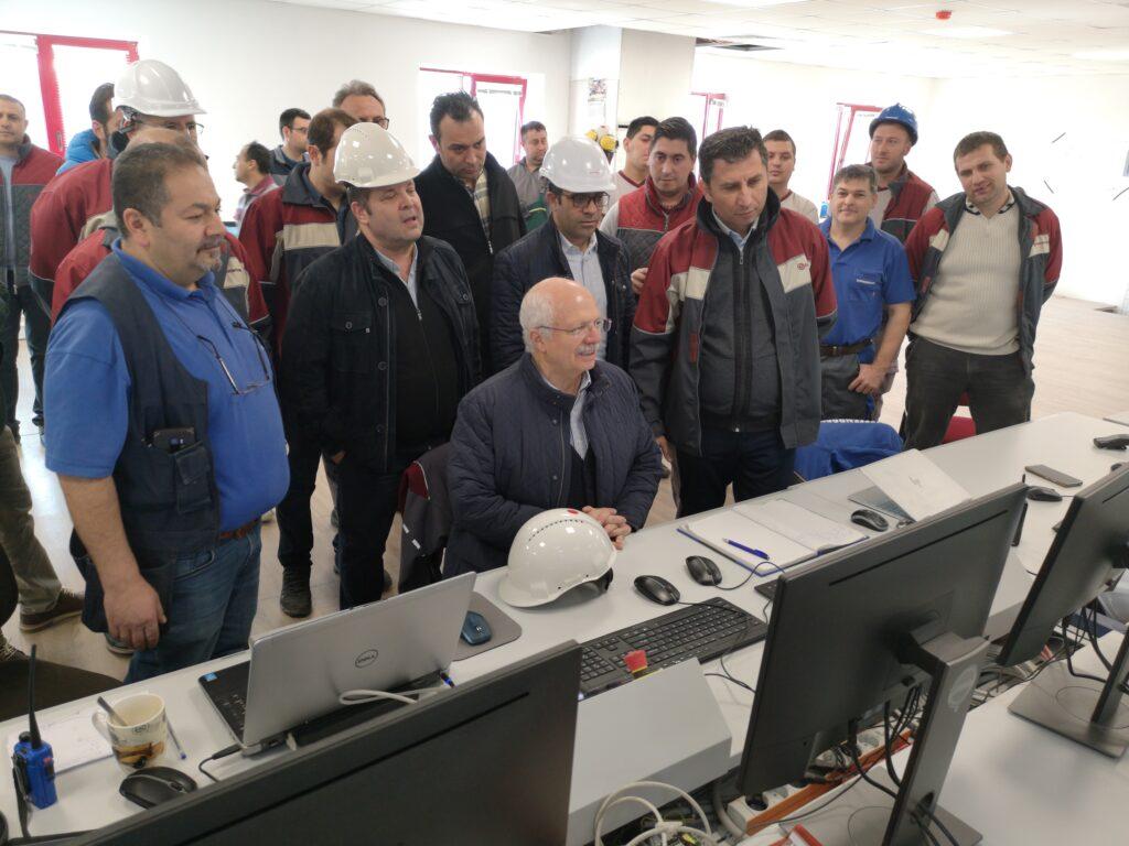 tesis Bulgaristan Yeni Hat