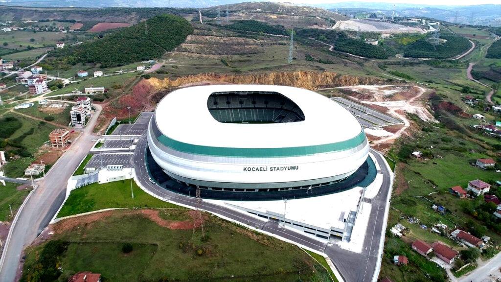 Kocaeli Sehir Stadyumu 3