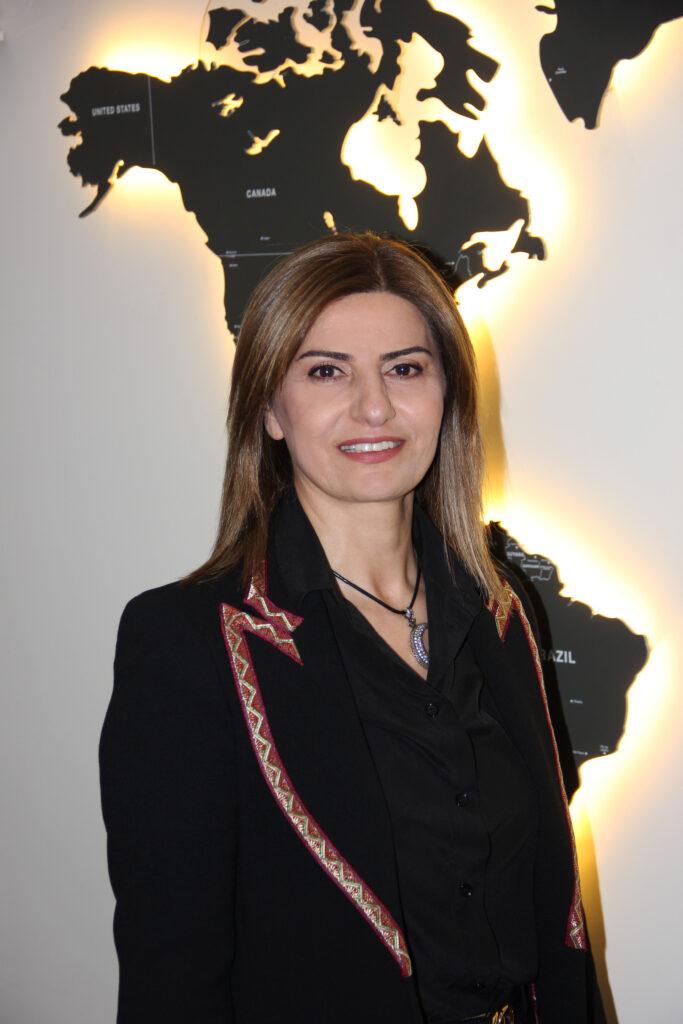 DORCE Prefabrik Yonetim Kurulu Baskani Suheyla Cebi Karahan 3