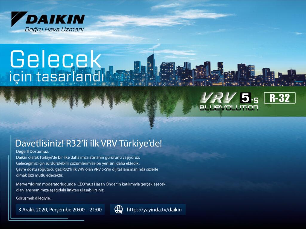 Daikin VRV5 s Lansmani vrv hasan onder251120