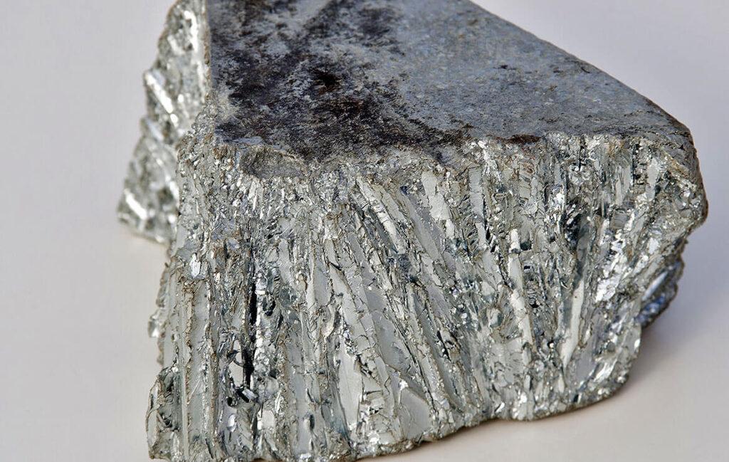 zn cinko cevher mineral analizi