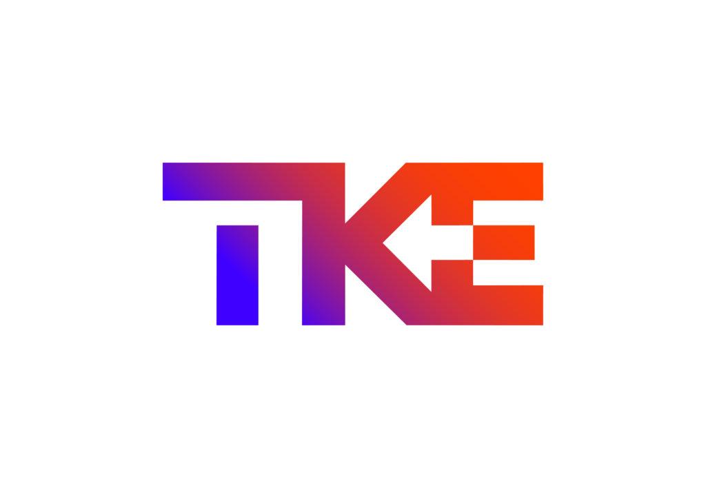 TKE logo insaat dunyasi dergisi