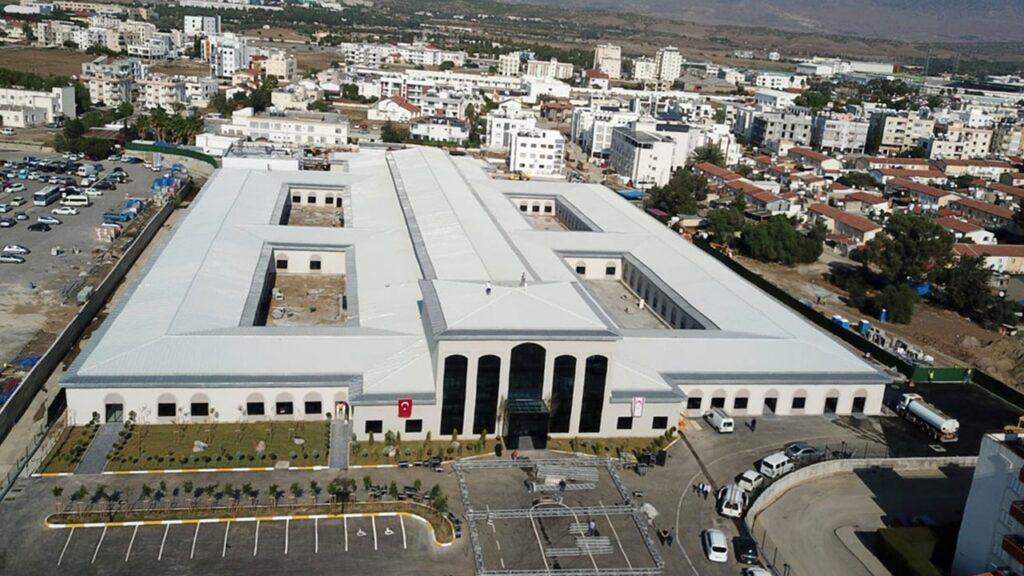 KKTC Lefkosa Acil Durum Hastanesi