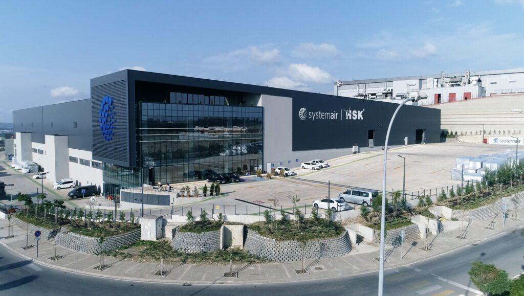 Sytemair HSK Fabrika Genel