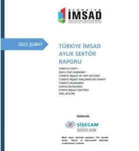 Turkiye IMSAD subat rapor insaat dunyasi dergisi