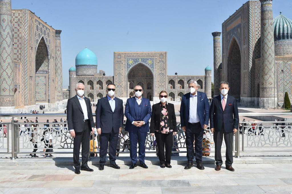 Ozbekistan ziyareti TMB insaat dunyasi dergisi2