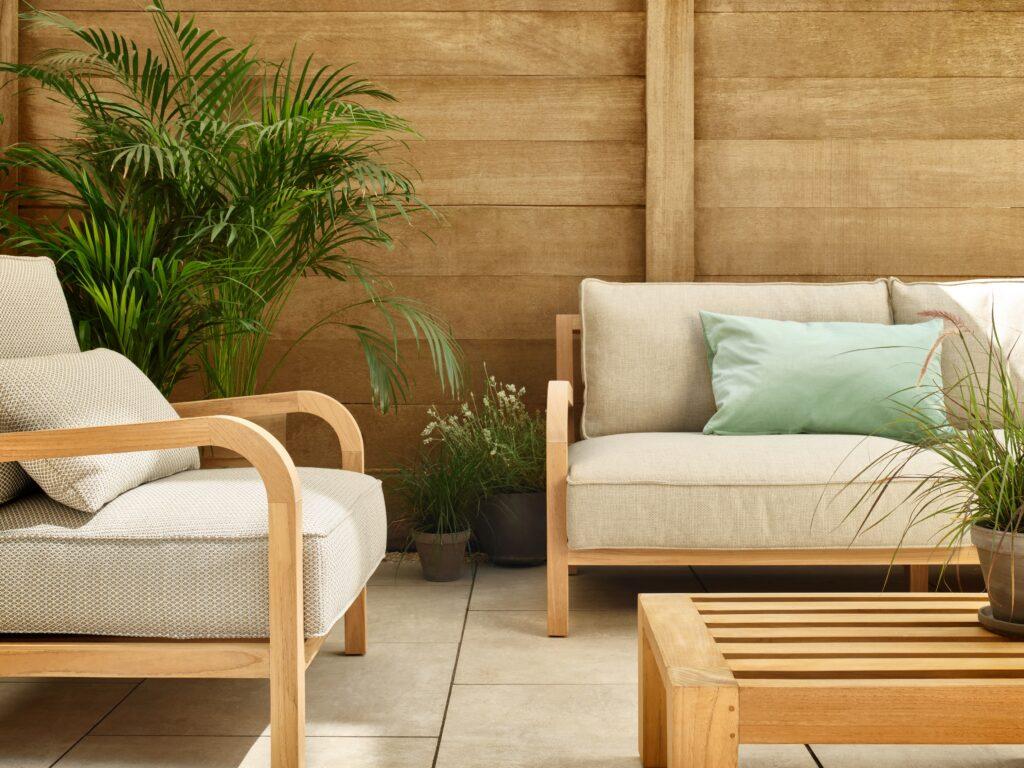 1624518274 Woodcare Natural wood exterior garden furniture 09