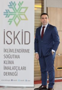 Ayk Serdar Didonyan ISKID YK Baskani