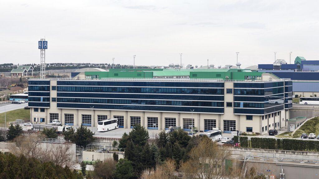 Mercedes Benz Turk Hosdere AR GE Merkezi 01