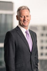 TK Elevator CEOsu Peter Walker