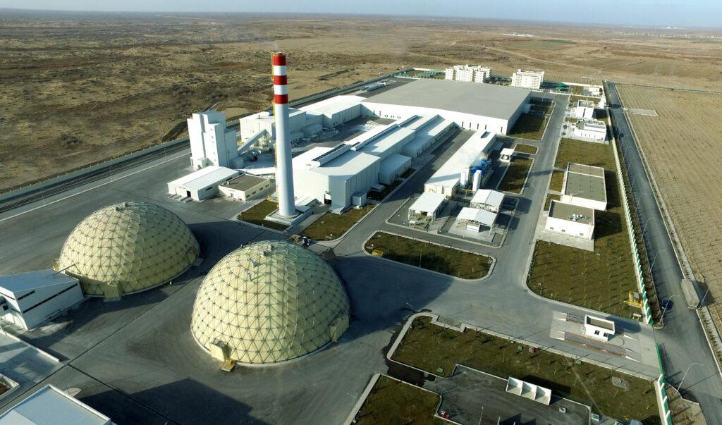 Turkmenistan Cam ve Cam Urunleri Fabrikasi