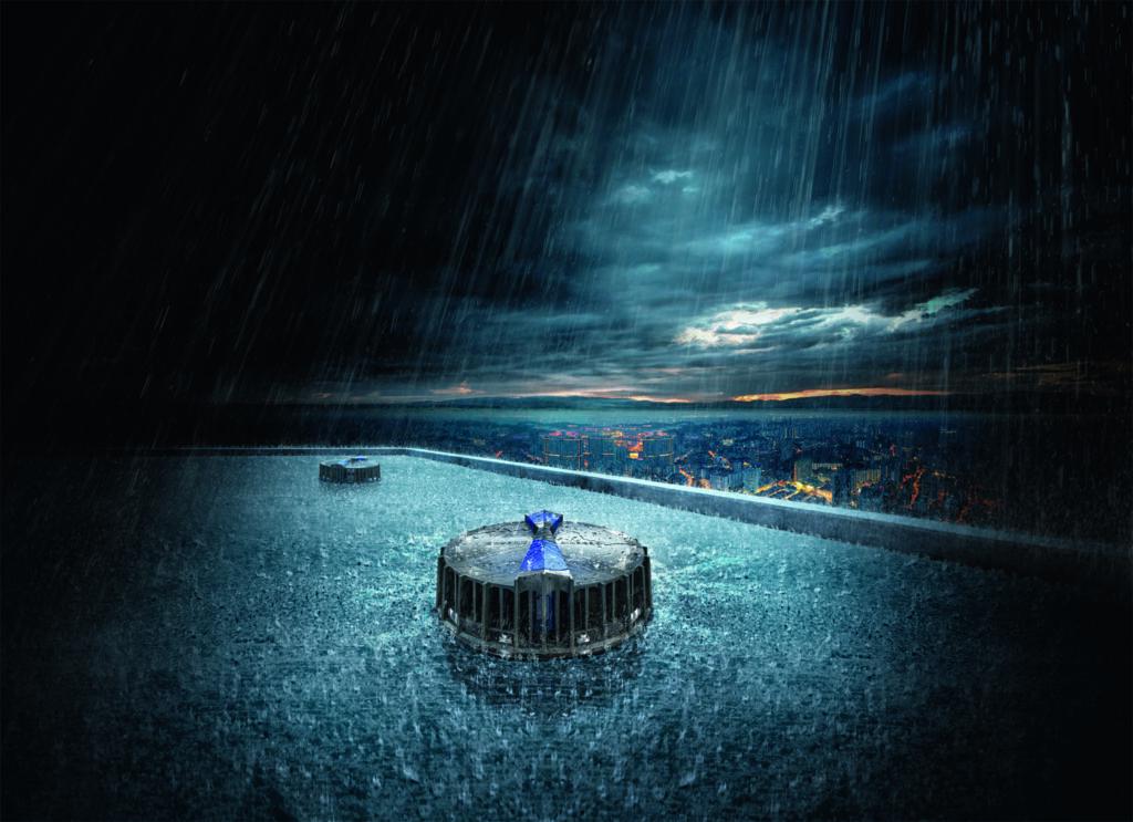Geberit Pluvia 1