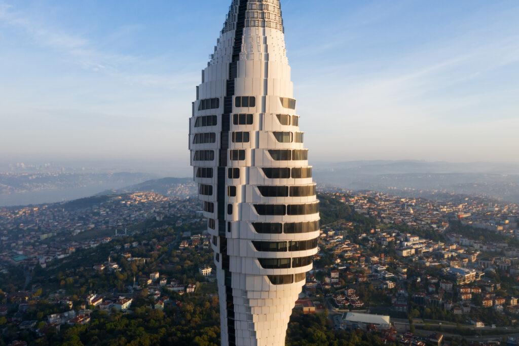 Istanbul TV ve Radyo Kulesi 2