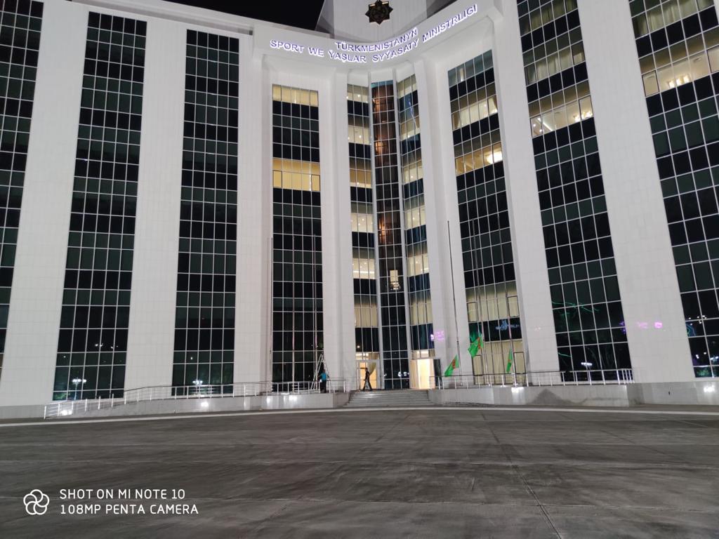 Turkmenistan Spor Universitesi