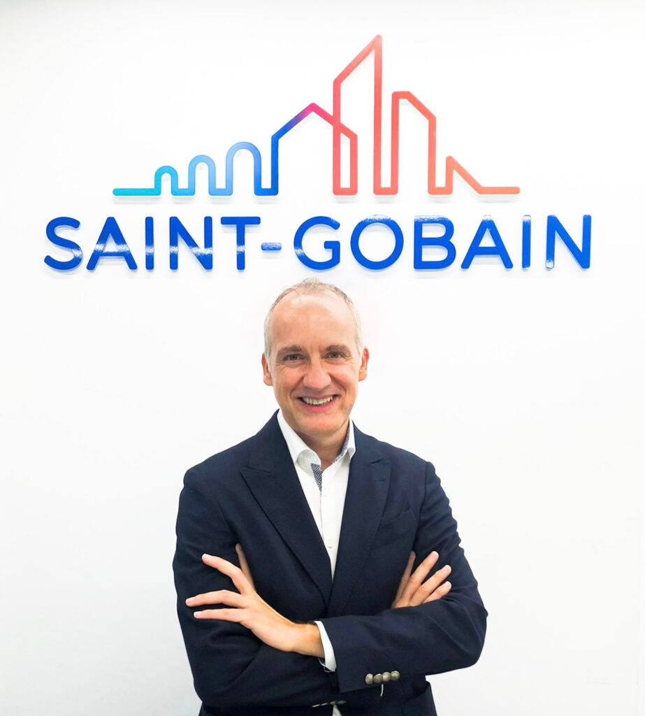 Aykut Aydogan Saint Gobain Turkiye CEO